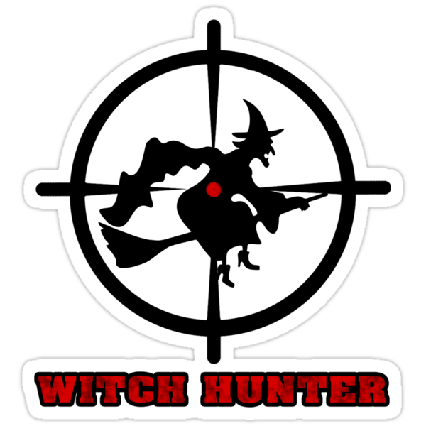 WITCH HUNTER by TeeHut