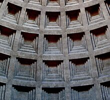 Pantheon Ceiling by phil decocco