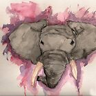 Elephant by alexandraliew