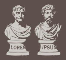 All Hail Lorem Ipsum by Daniel Rubinstein
