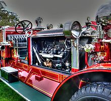 Retired Firefighter by Gwndorlin