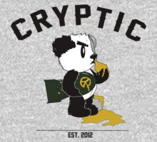 Crypticmindz Bear by Crypticmindz