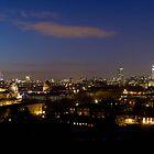 London Panorama by Ming Jun Tan
