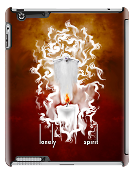 Lonely Spirit #2 by Vidka Art
