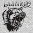 blink-182 Dogs Eating Dogs Artwork (BLACK) by allthingsblink