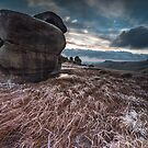 Wool Packs - Kinder Scout by James Grant