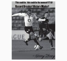 Thierry Henry - Record Breaker History Maker by Thierry Henry14.net
