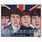 The Beatles - All You Need is Love by Tom Roderick