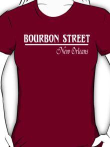 Bourbon Street New Orleans T-Shirt