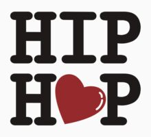 I love Hip Hop by Cheesybee