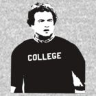 John Belushi from Animal House by bassdmk