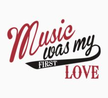 Music was my first love by Cheesybee