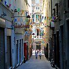 Walking in Italy by Andrea  Muzzini