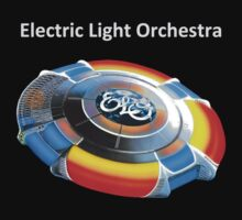 ELO Ship Electric Light Orchestra by punglam