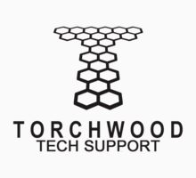 Torchwood Tech Support by JellyDesigns