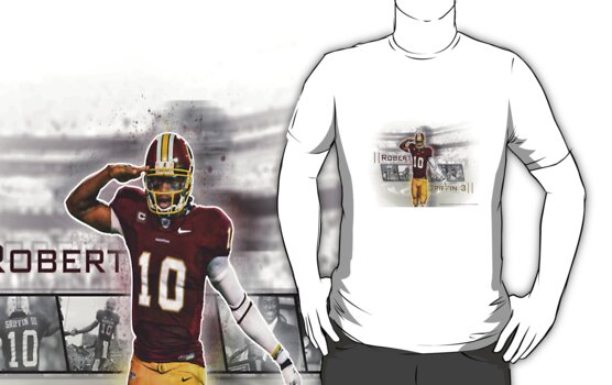 RG3 Shirt by kennycole5