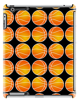 BASKETBALLS by OTIS PORRITT