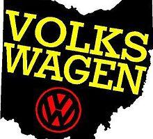 Ohio VW logo by motterxxx