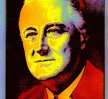 FDR-COLOURS by OTIS PORRITT