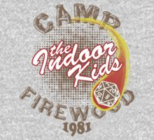 Camp Firewood - The Indoor Kids by micusficus