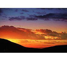 Beautiful endings Photographic Print