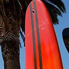 Surf Board by KingstonPrints