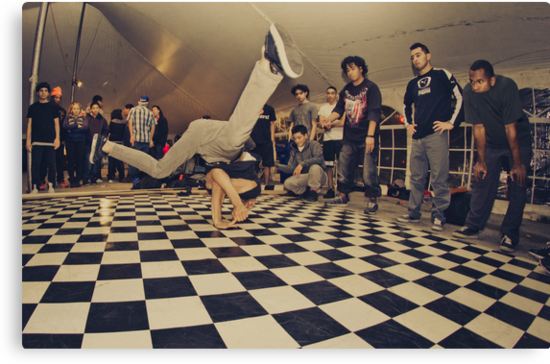 The B-Boy Files - #8 | MOKS 1 | Cypher Smash! by JAM1PHOTO