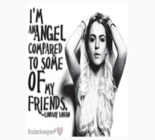 I am an ANGEL by lilolover