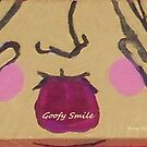 """Goofy Smile"" painting by RubyFaagau"
