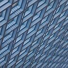 Blue ceiling skylights by bobkeenan