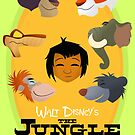 Walt Disney&#x27;s The Jungle Book by Sam Novak