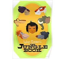 Walt Disney's The Jungle Book Poster