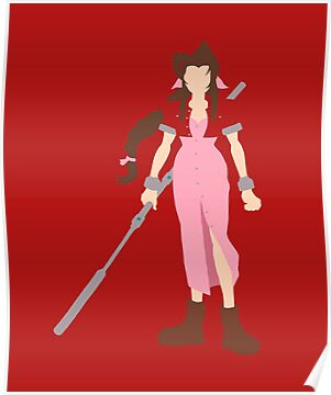 Aerith Gainsborough by ArcaneFire