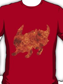 Flareon used Flamethrower T-Shirt