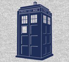 TARDIS by SenorTaco5