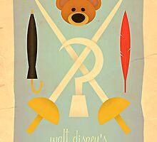 Walt Disney's Peter Pan by Sam Novak
