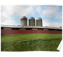 Dairy Farm Poster
