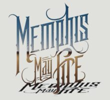 Memphis May Fire  by David Morrison