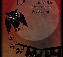 B is for.......... by Rookwood Studio ©