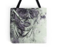 Fear and Loathing in Las Vegas - Johnny Depp - Paint Tote Bag