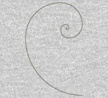 Fibonacci Spiral Kids Clothes