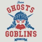 Team Ghost &amp; Goblins by MeleeNinja