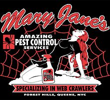 Mary Jane's Pest Control by JohnnyMacK