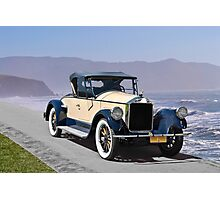 1925 Pierce-Arrow 80 Runabout Photographic Print