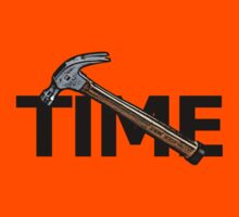 Hammer Time by BludMuffin