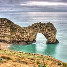 Durdle Door by JPAube