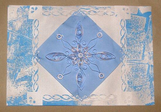 Snowflake #1 by fliberjit