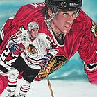 Jeremy Roenick by JohnnyMacK