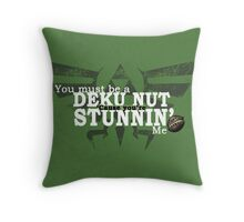 Stunnin' - For Darker Shirts Throw Pillow