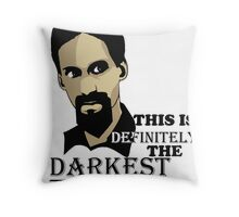 The Darkest Timeline Throw Pillow